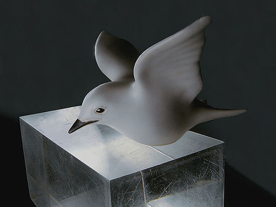 Flying White Bird, Second Quality