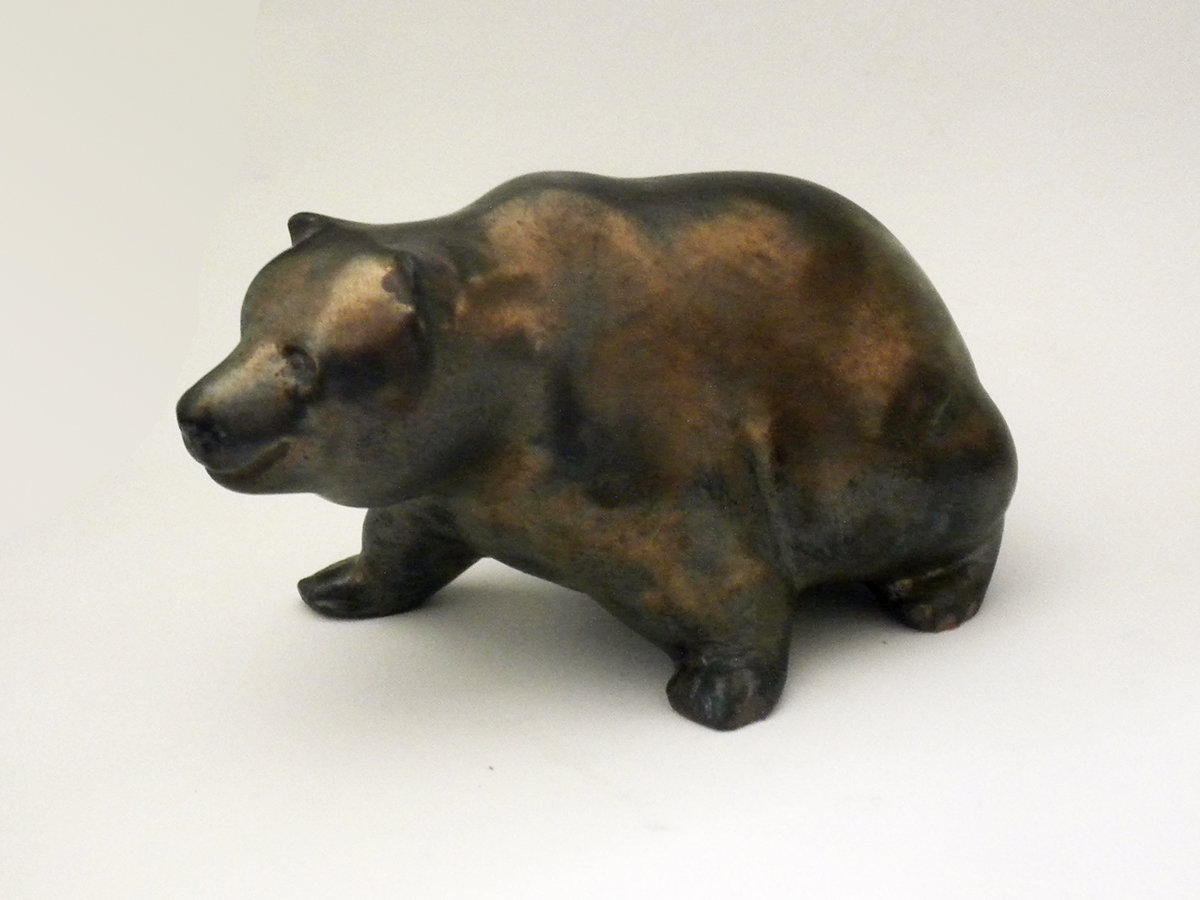 Bear, Bronze