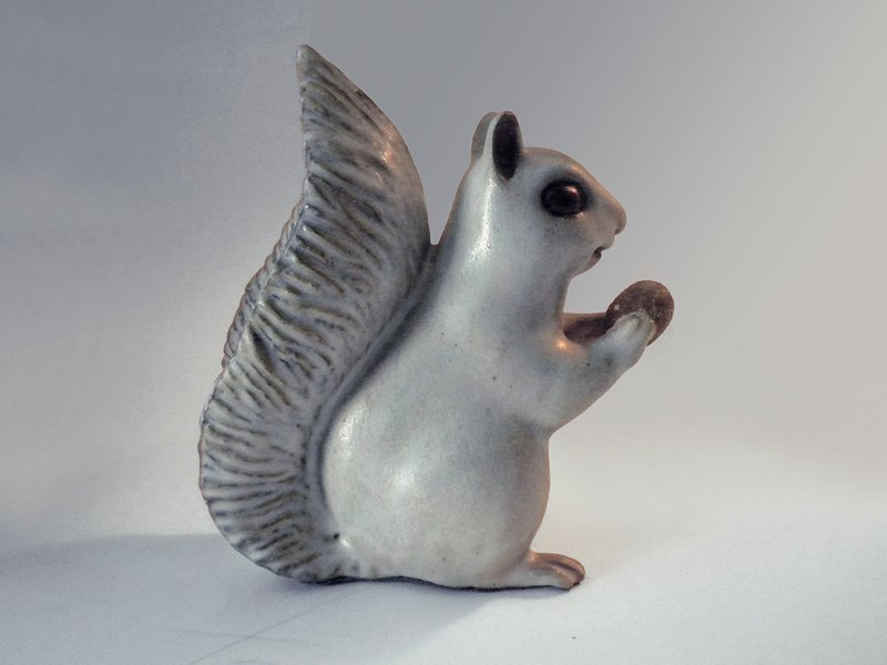 Vintage Large Squirell