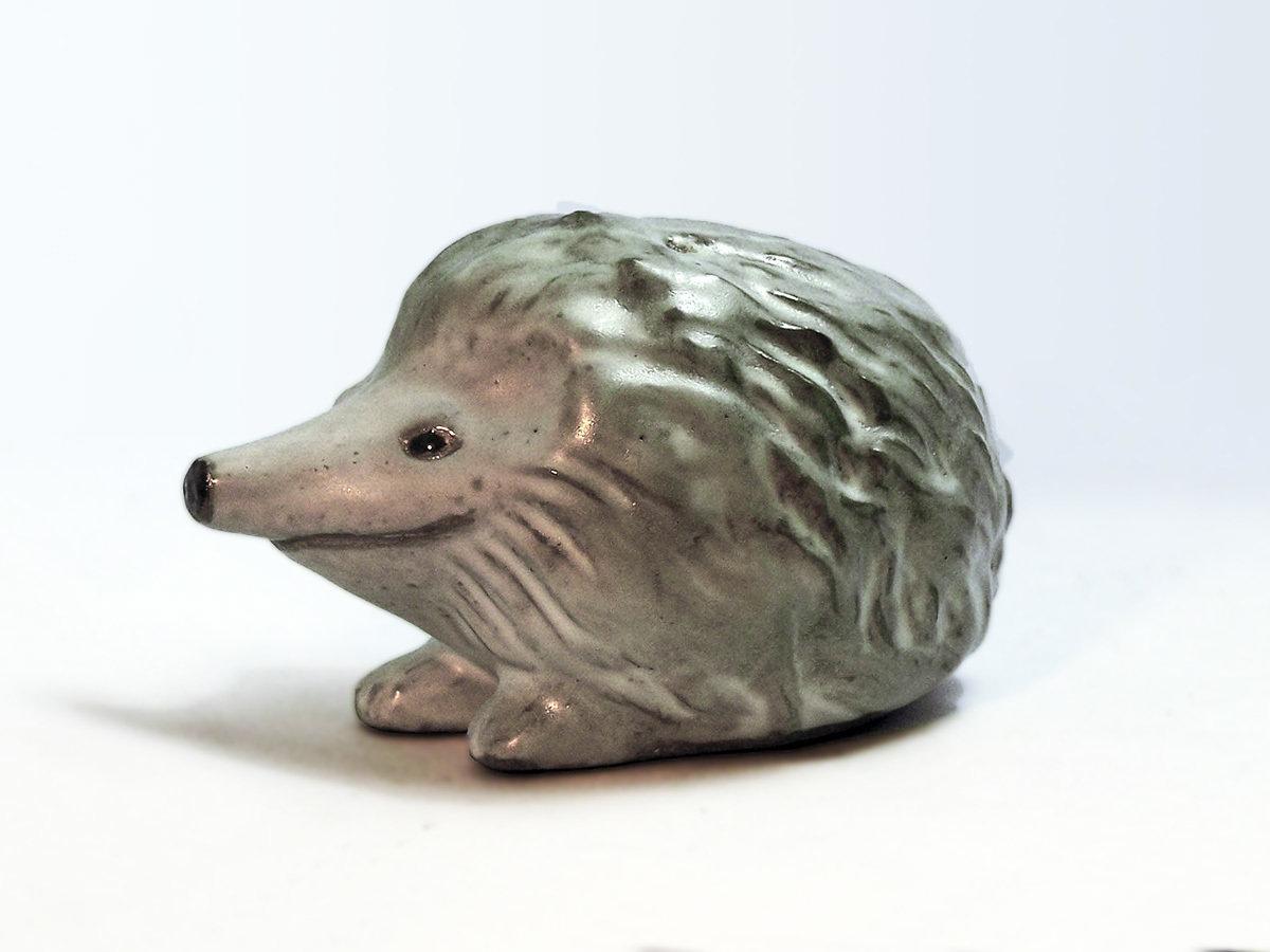 Hedgehog natural Gray