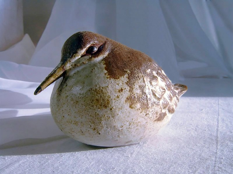 Sandpiper, Large, Second Quality