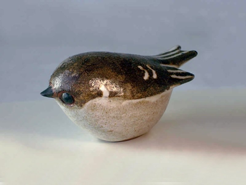 Kinglet, Natural Brown, Second Quality