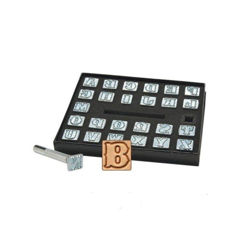 Valorisez vos Ventes - Alphabet à Frapper 12,7 MM
