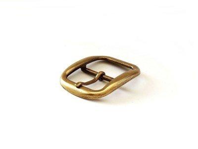 Boucle de Ceinture Simple Ardillon 3.5 CM