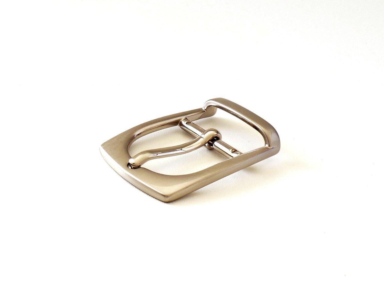 Boucle de Ceinture Simple Ardillon en LAITON 3,5 CM