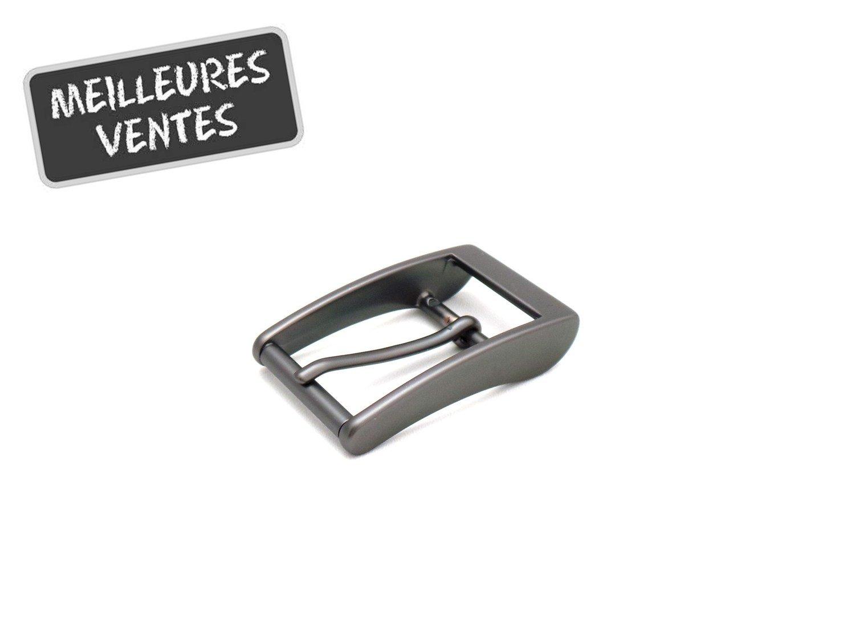 Boucle de Ceinture Simple Ardillon en LAITON 3 CM