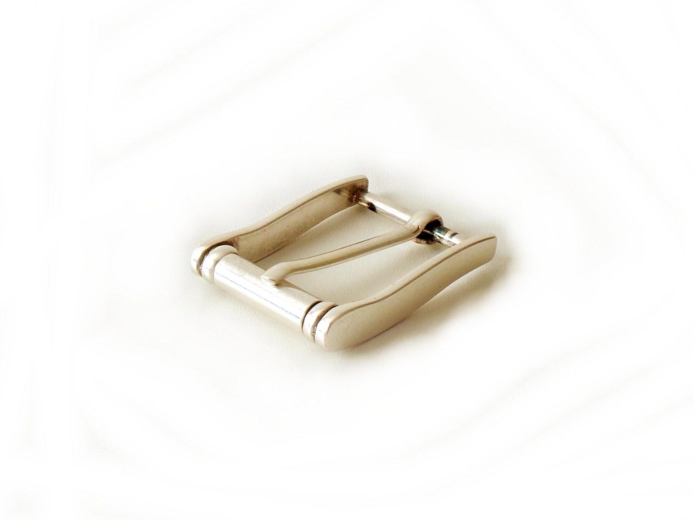 Boucle de Ceinture Simple Ardillon à Rouleau 3.5 CM