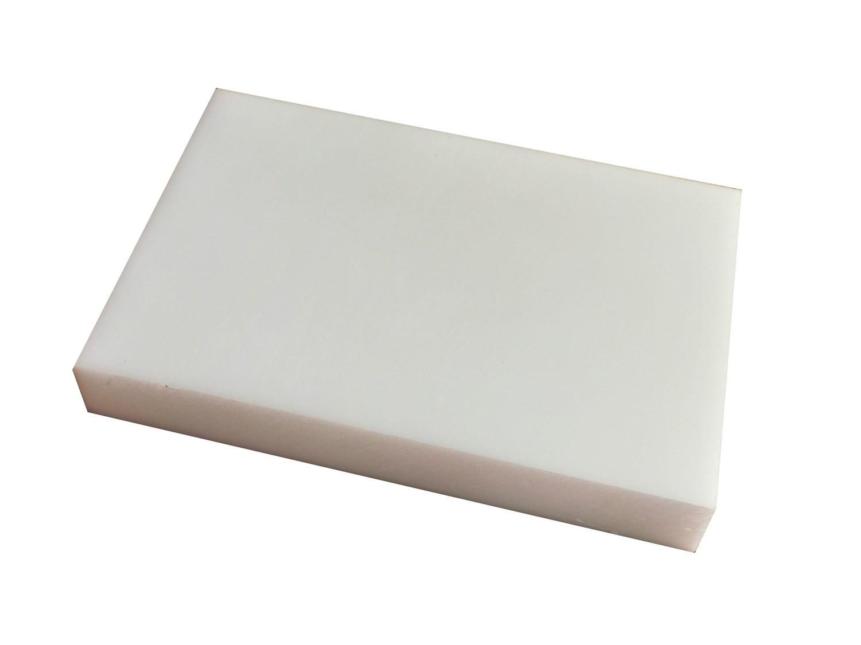 Billot de Découpe en Polyéthylène 150 X 100 MM - Épaisseur 20 MM