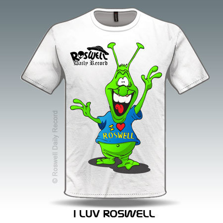 RDR I LUV Roswell Shirt