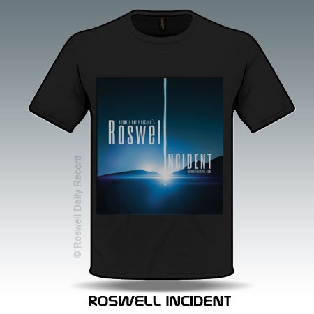 RDR The Roswell Incident Shirt