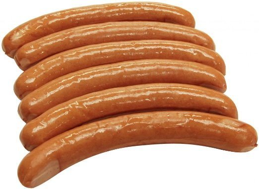 All Beef Hot Dogs, 1 lb. 00053