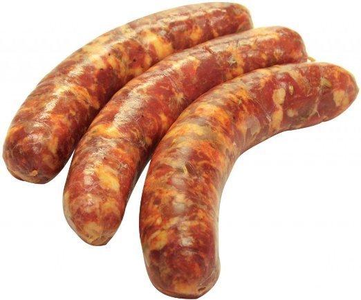 Hot Italian Sausage, 19oz.(1lb. 3oz.) 00022