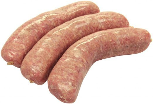 English Banger Sausage, 19oz. (1lb. 3oz.) 00027