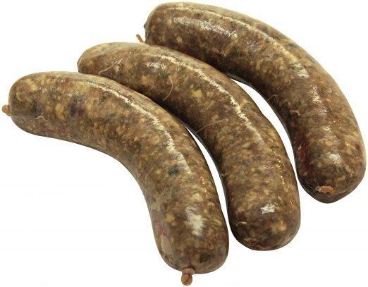 Lamb Merguez Sausage, 1 lb. 00040