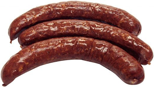 Louisiana Hot Smoked Sausage, 19oz. (1lb. 3oz.) 00032