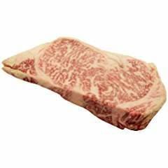 Kobe Beef (Import: Japan) New York Strip Steak, 10 oz. 00113