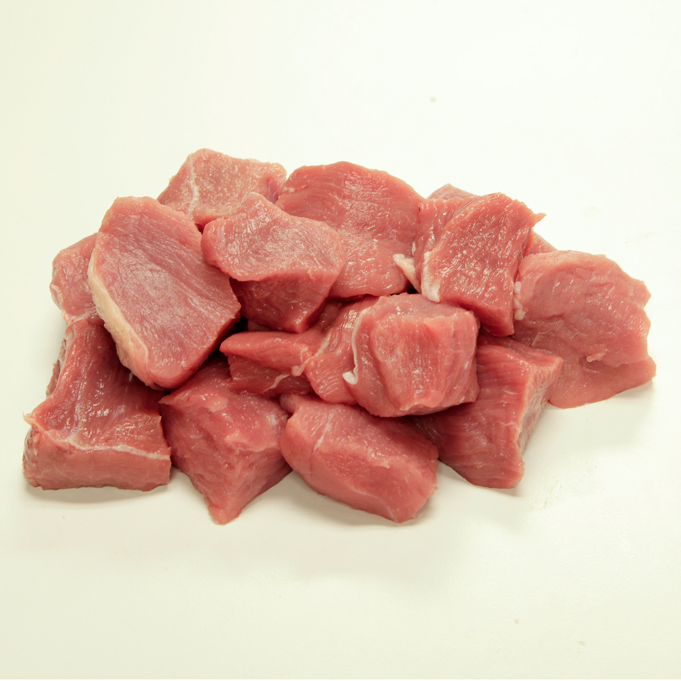 Veal Stew Meat, 1 lb. 00010