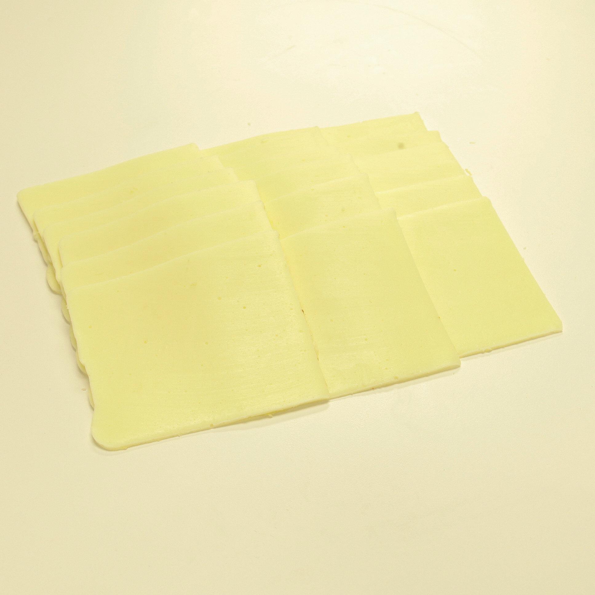American Cheese (White), 16 oz. 00118