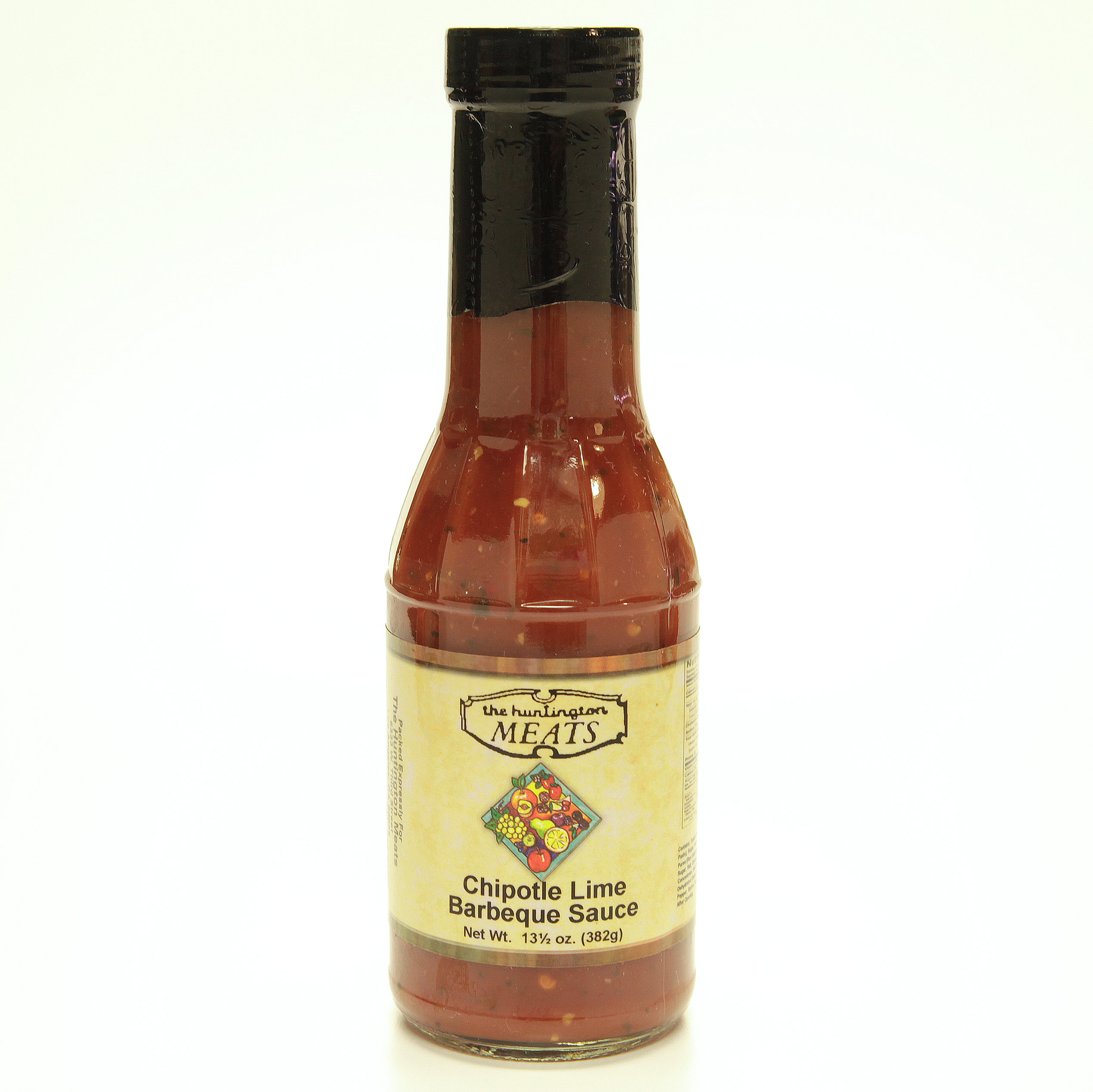 Chipotle Lime Barbeque Sauce, 15.5 oz. 00017