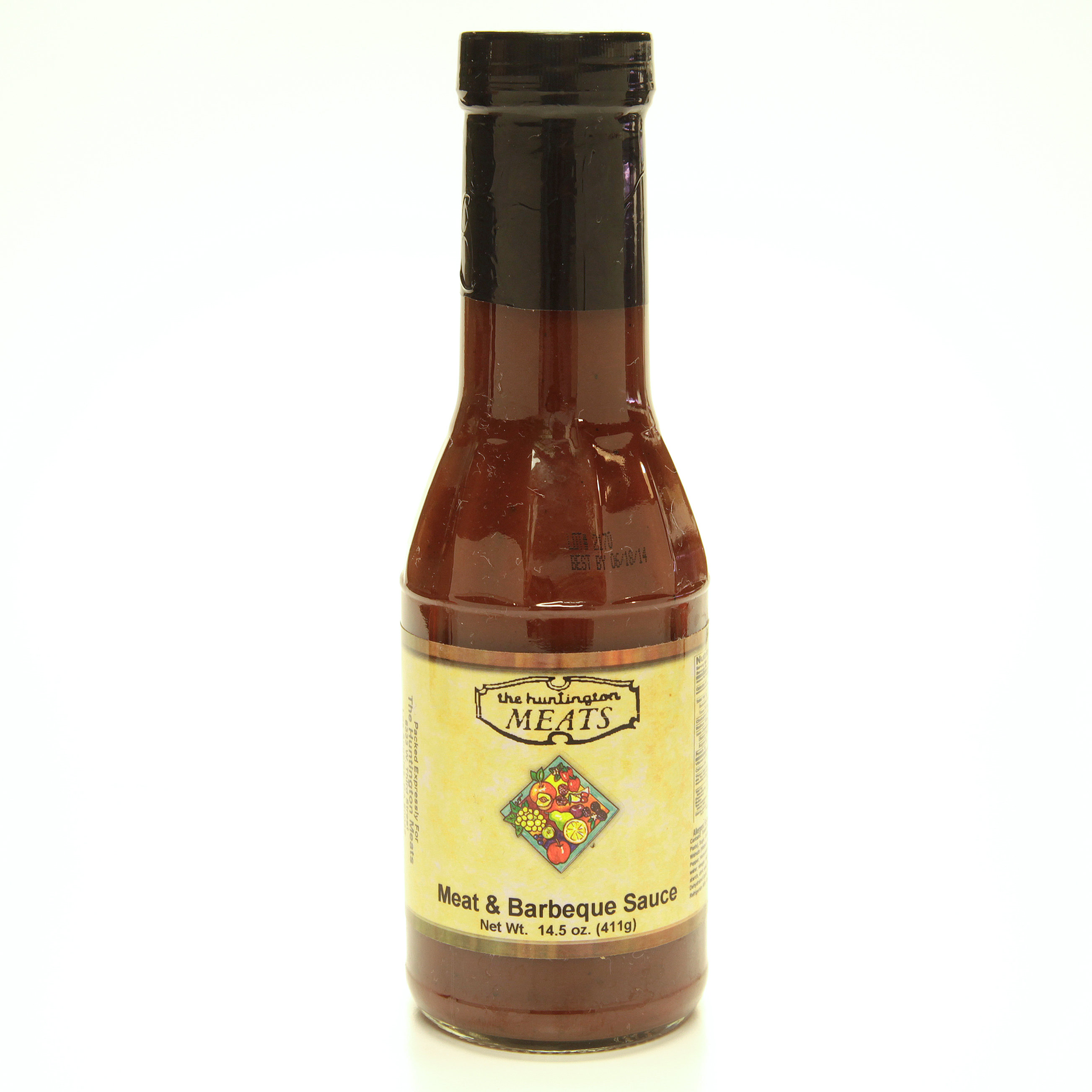 Meat & Barbeque Sauce, 14.5 oz. 00016