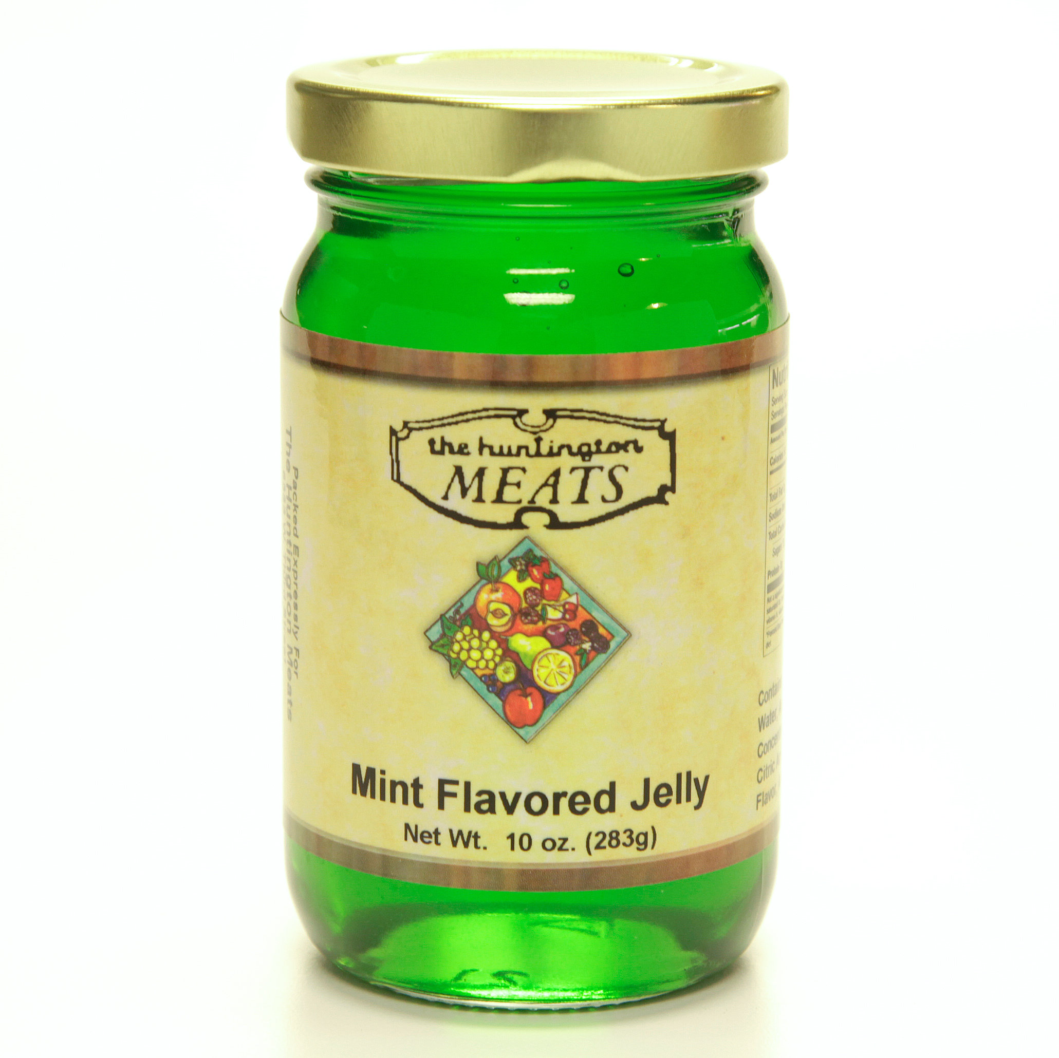 Mint Flavored Jelly, 10 oz. 00021