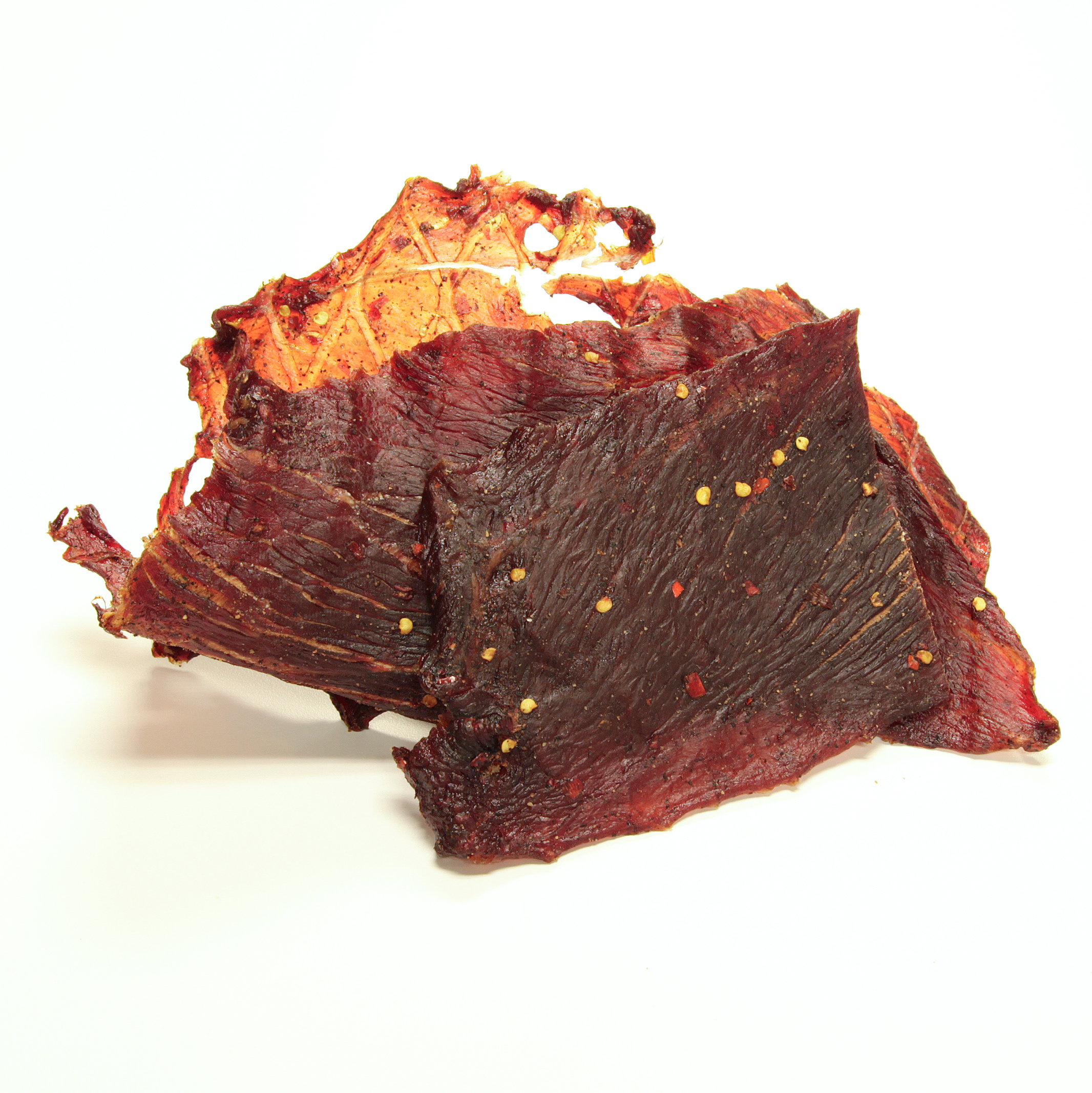People's Choice, Hot Pepper Beef Jerky, .25lb. 00060