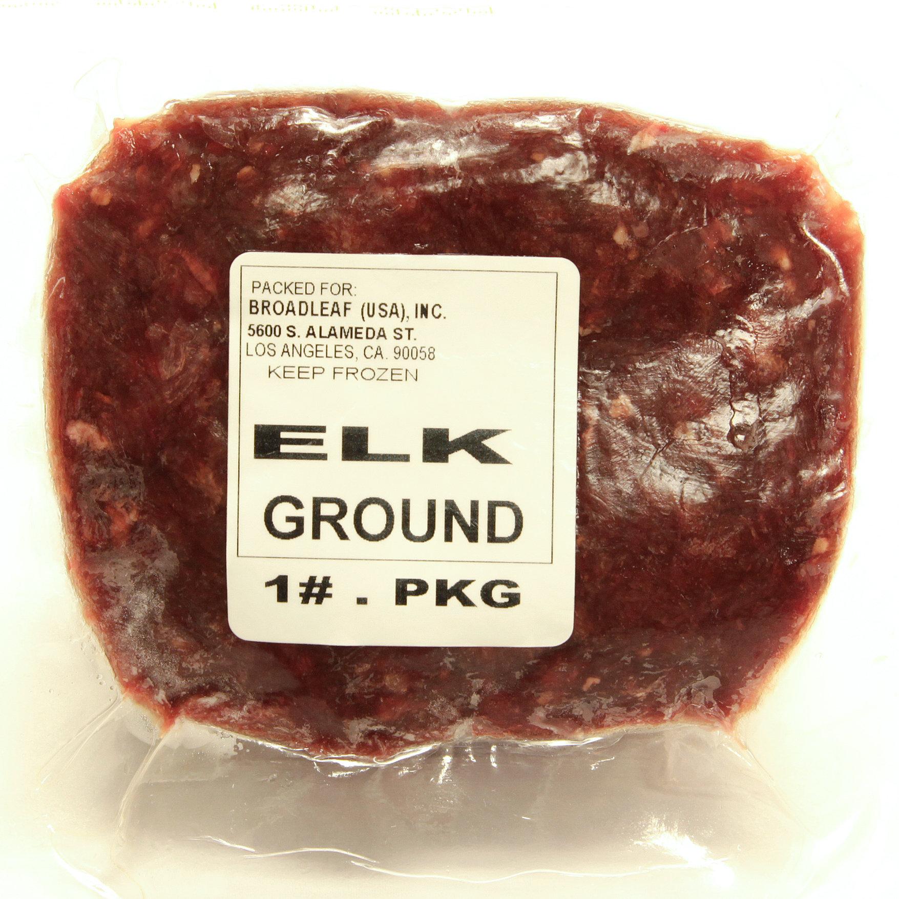 Broadleaf, Elk Ground, 1 lb. 00051