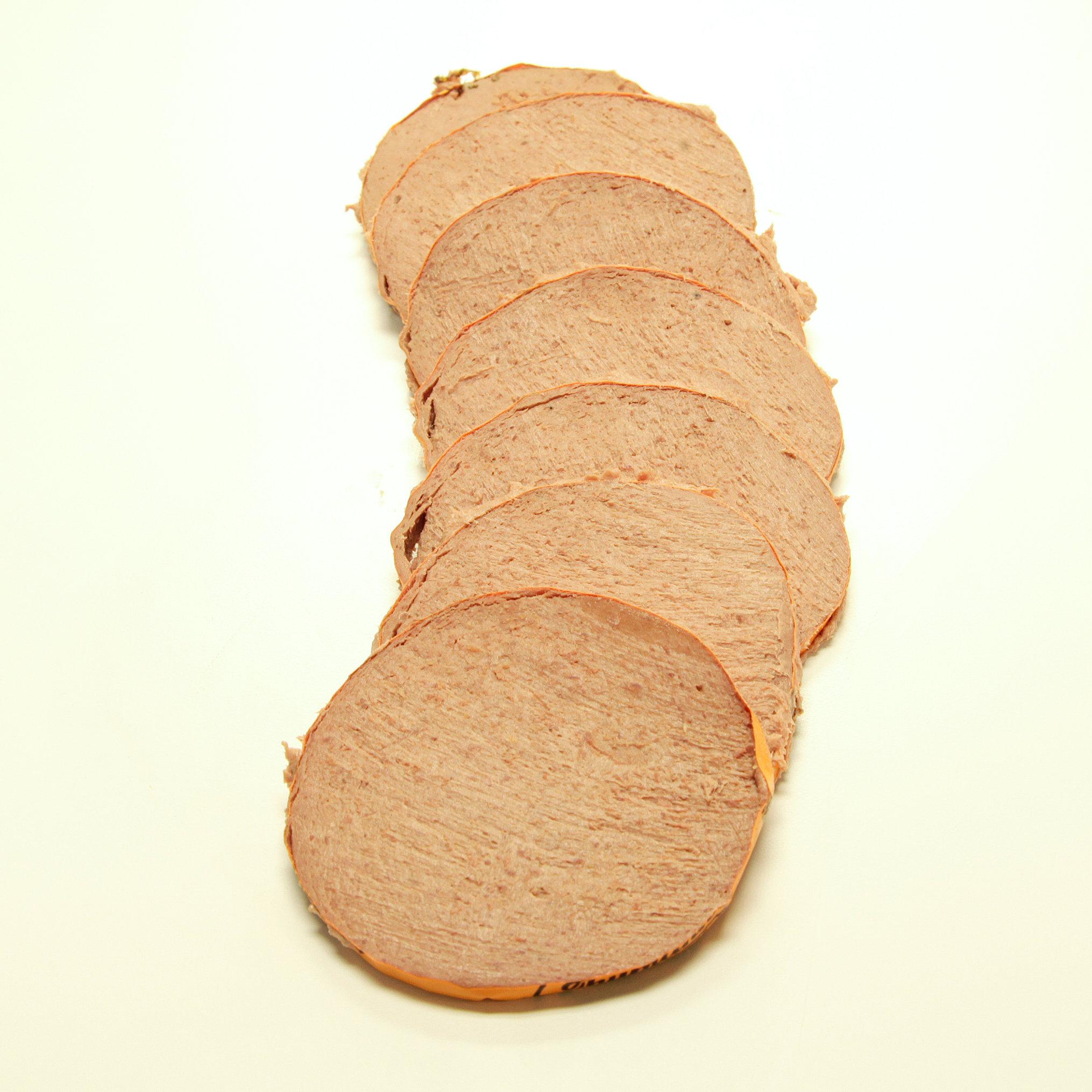 Liverwurst, 1 lb. 00154