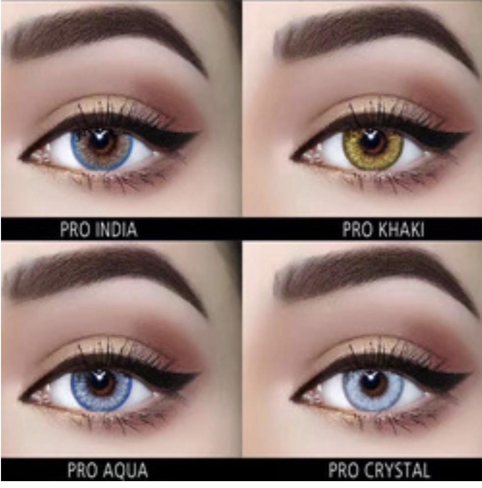Non Prescription Colored Contacts >> Pro Series Cosmetic Colored Contacts