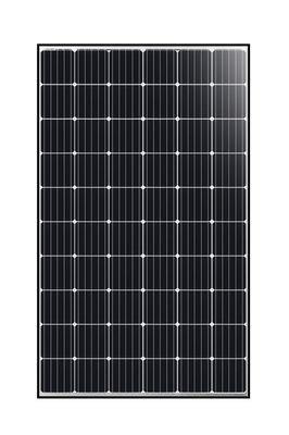 LONGi Solar - Mono 310 PERC Zwart frame
