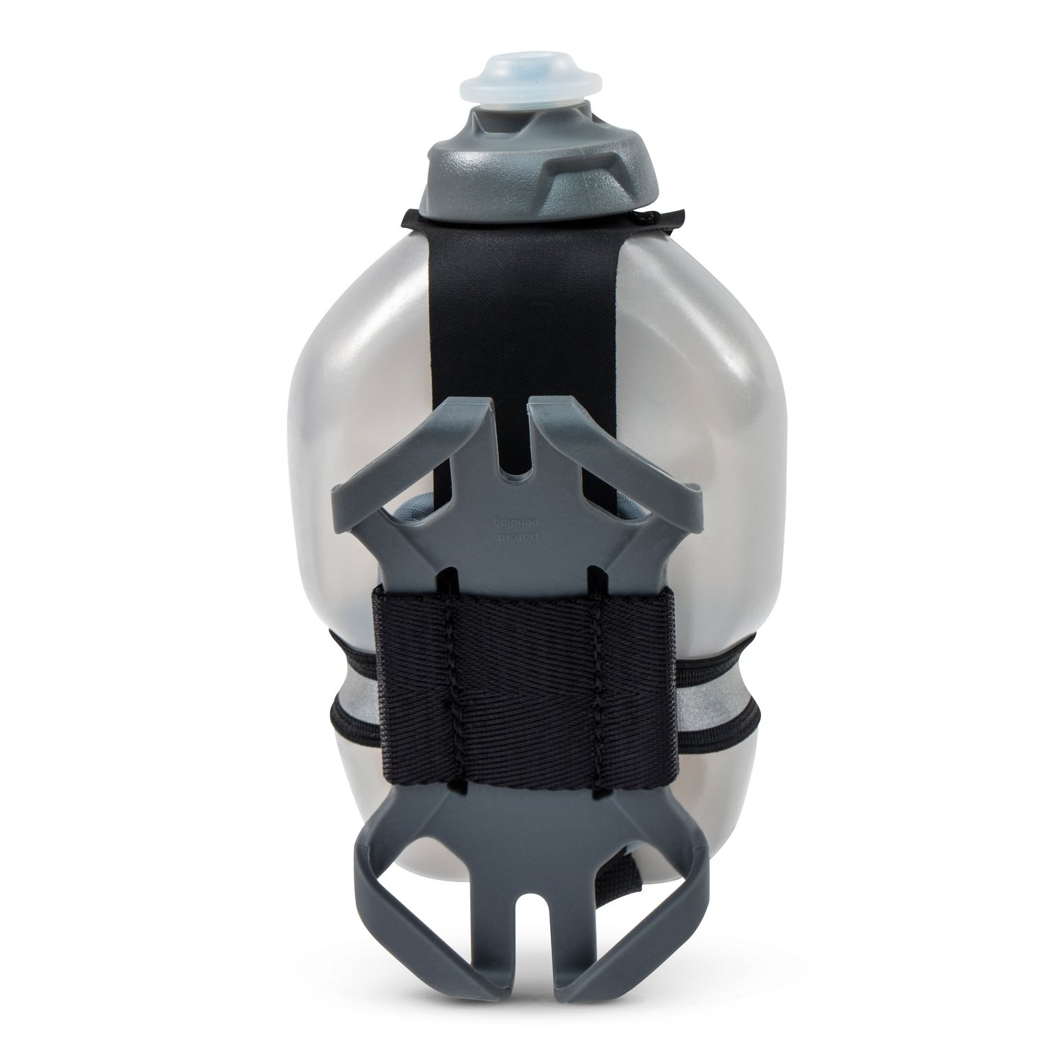 Tech Handheld Running Waterbottle with Cell Phone Holder