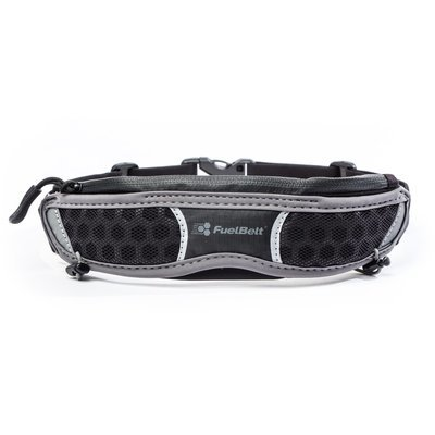 Stretch Race Belt -  Black by FuelBelt