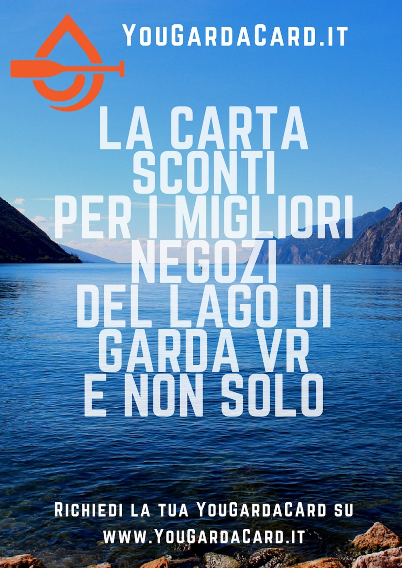 YouGardaCard - Sconti  sul Lago di Garda garda01a