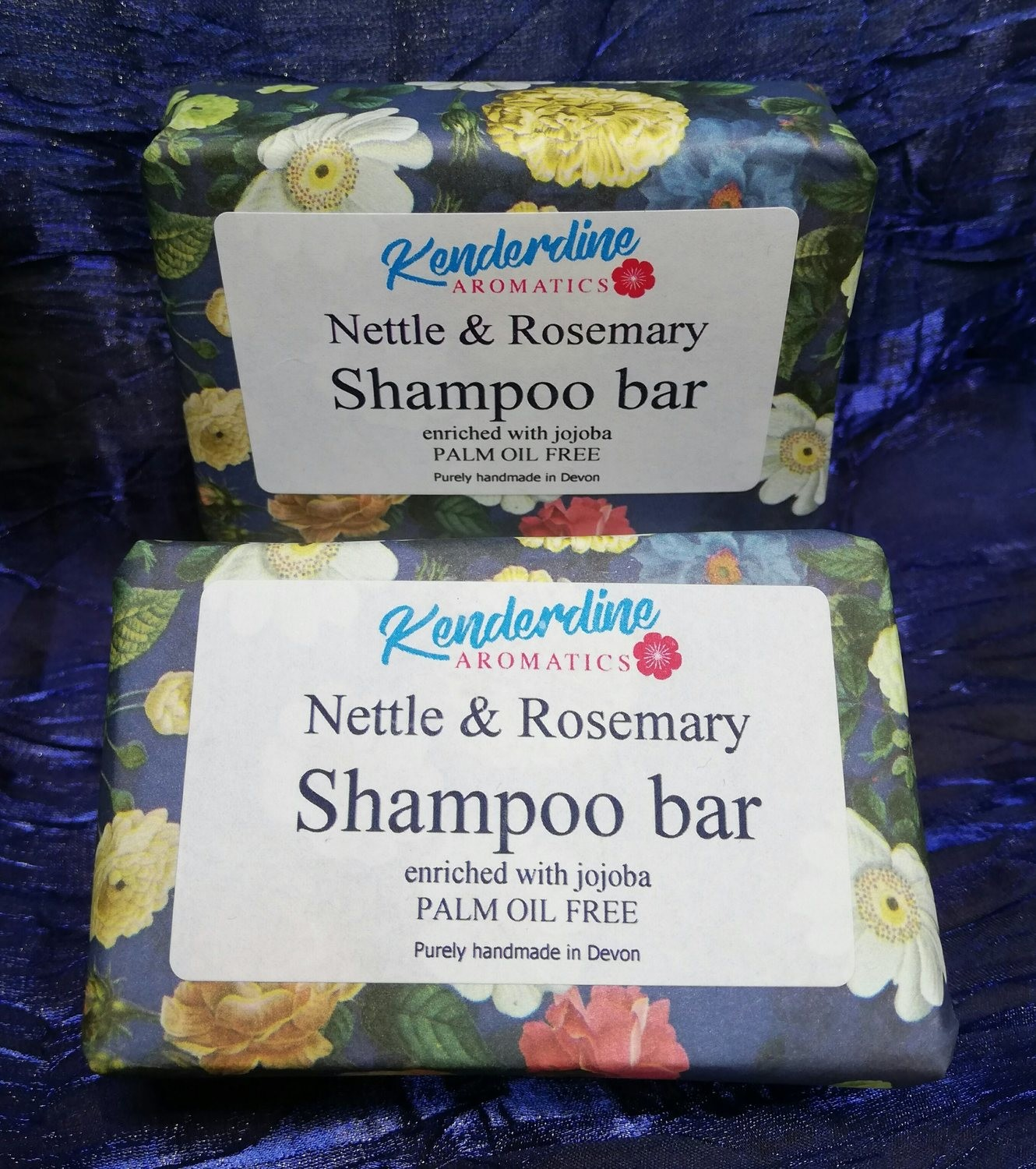 Shampoo bar - nettle and rosemary