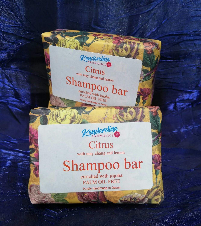 Shampoo bar - Citrus