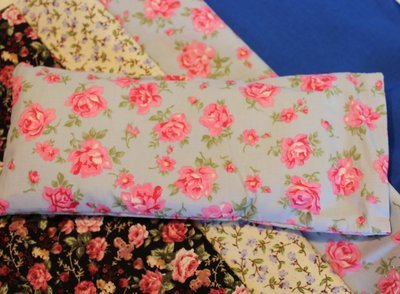 Relaxing eye pillow - with lavender