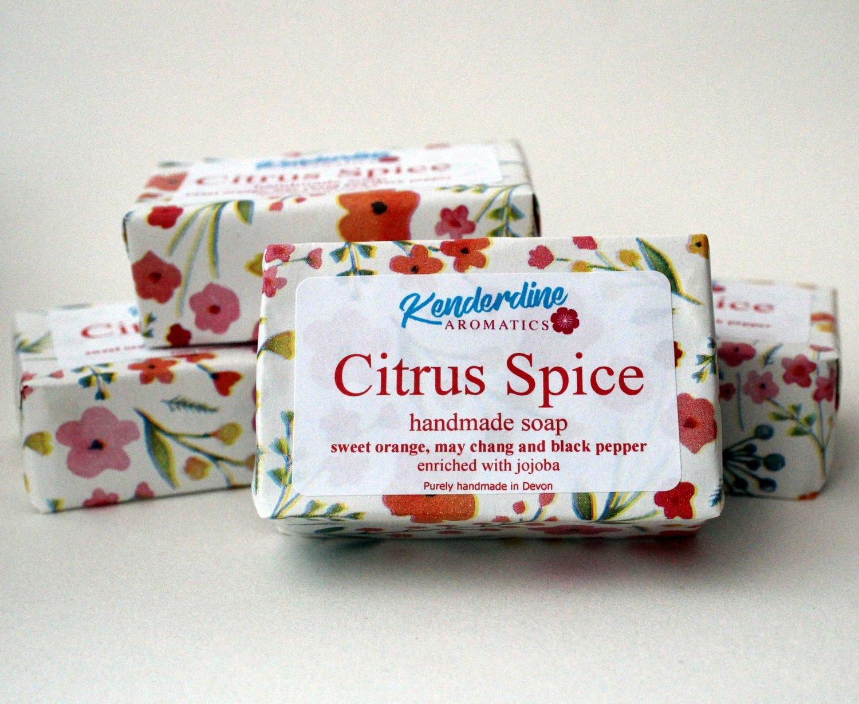 Soap - citrus spice