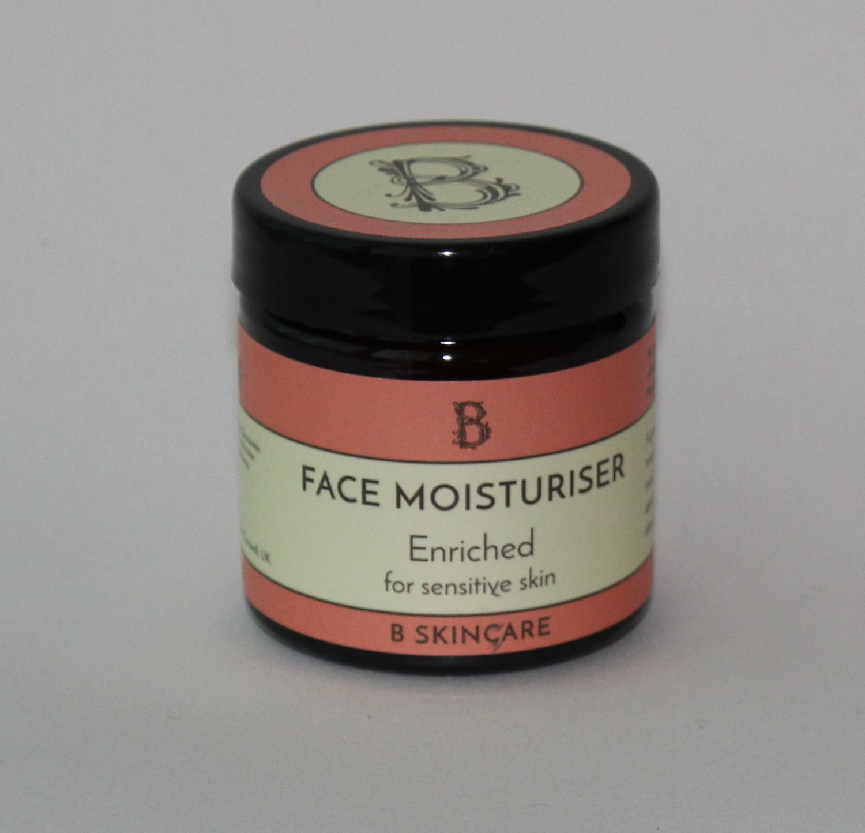 B Skincare Enriched moisturiser