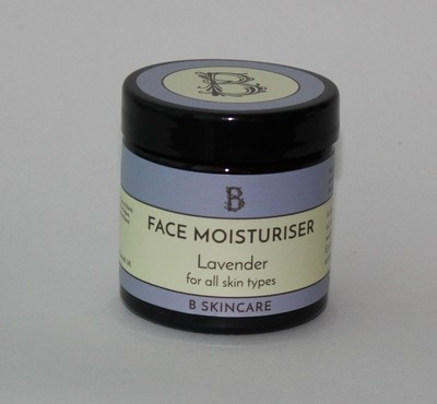 B Skincare Lavender and honey moisturiser