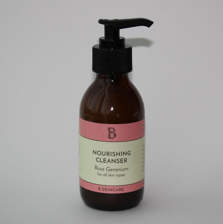 B Skincare Nourishing cleanser