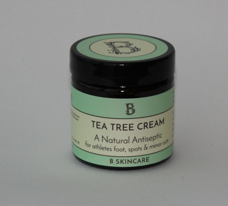 B Skincare Tea tree cream