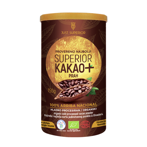 Kakao prah Arriba Nacional - Just Superior 00001