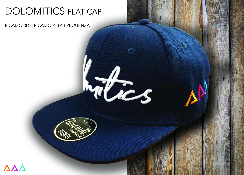 Dolomitics Flat Cap 00022