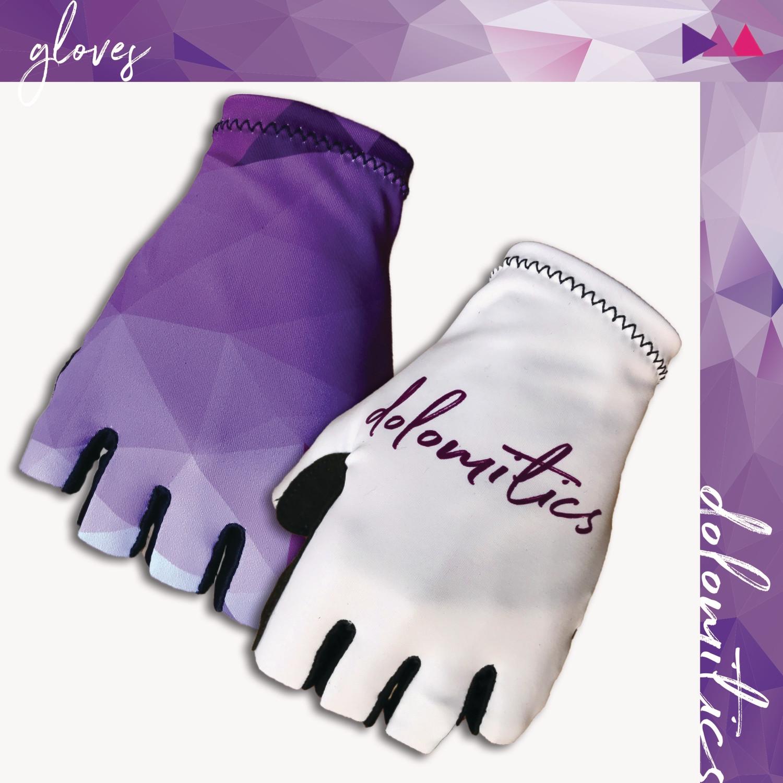 Club Violet gloves