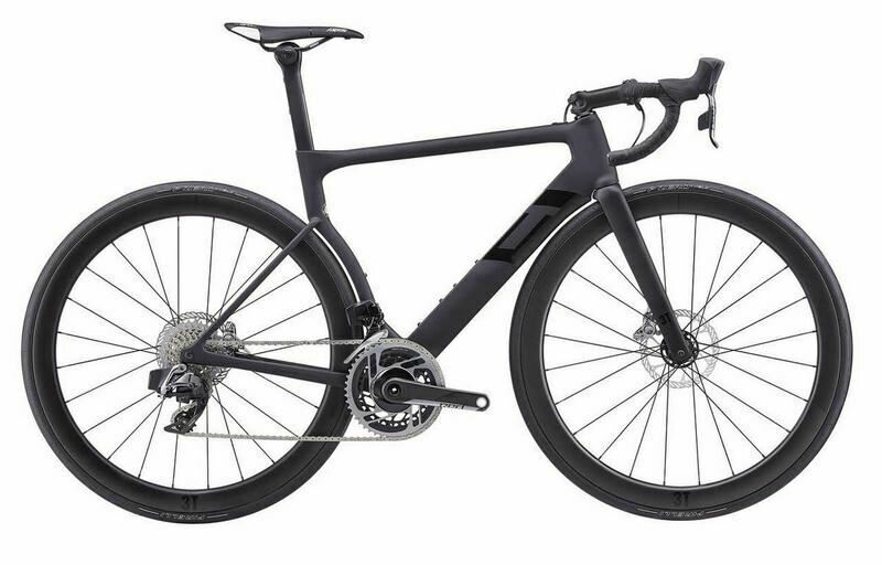 STRADA Due STEALTH Red AXS eTAP