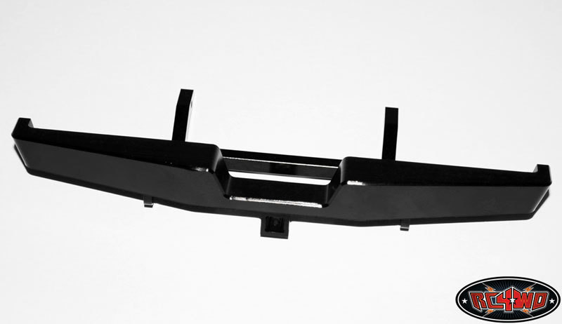 TOUGH ARMOR REAR BUMPER FOR TRAIL FINDER 2 W/HITCH MOUNT