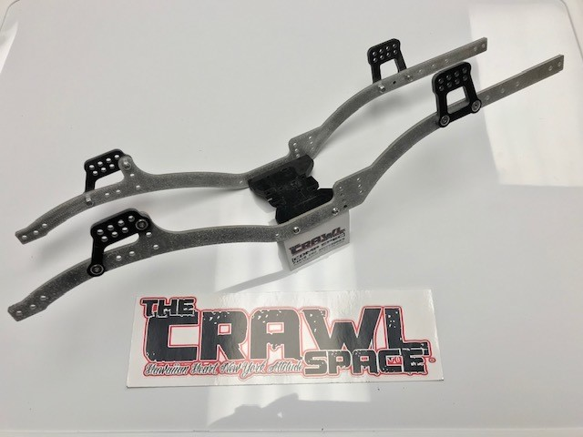 Contender 2 Class 1 Chassis Aluminum w/ G10 hoops