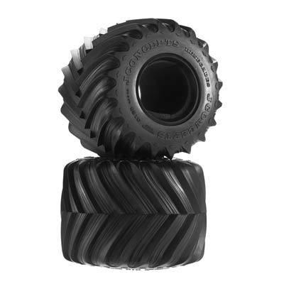 JConcepts Renegades Monster Truck Tire Blue Compound