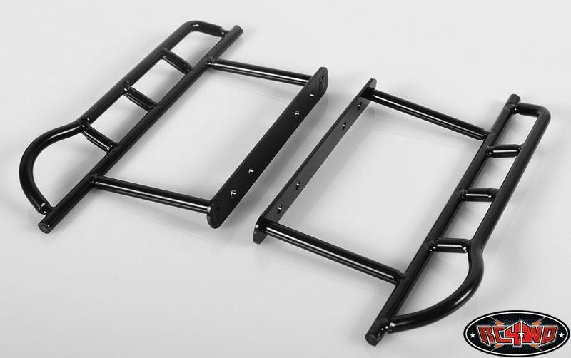 RC4WD TOUGH ARMOR SIDE STEEL SLIDERS FOR AXIAL SCX10
