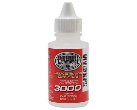 Pit Bull Tires PBX Silicone Differential Fluid (3,000cst)